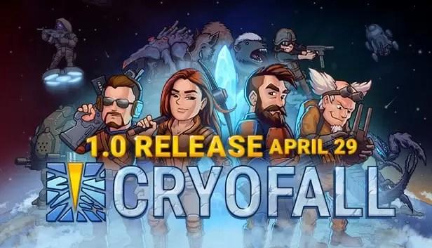 CryoFall: WoCryoFall Mapa del mundo (mayo de 2021)rld Map (May 2021)