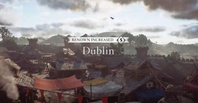 AC Valhalla Zorn der Druiden - Wie man den Schatz des verschlossenen Hauses in Dublin bekommt