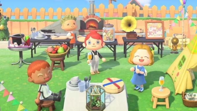 Animal Crossing: New Horizons celebra el Queso Rodante con un nuevo objeto de temporada