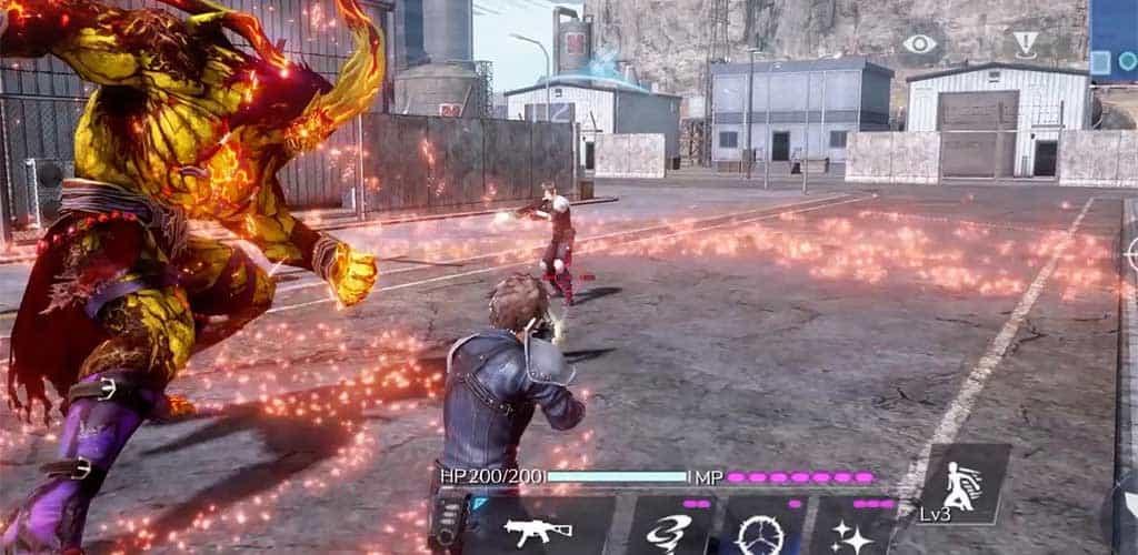 Presentación de Final Fantasy VII The First Soldier, una precuela que mezcla Shooter y RPG para smartphones