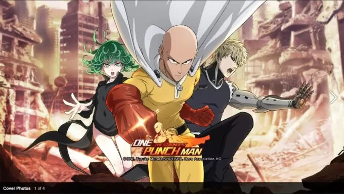 One Punch Man The Strongest - Elenco codici maggio 2021