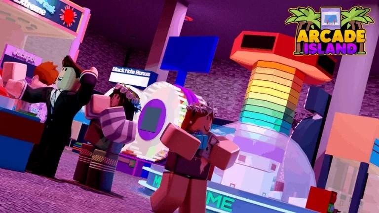Roblox Arcade Island - Lista de Códigos Junio 2021