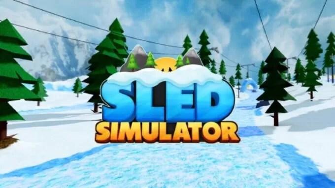 Roblox Sled Simulator - Lista de Códigos Junio 2021