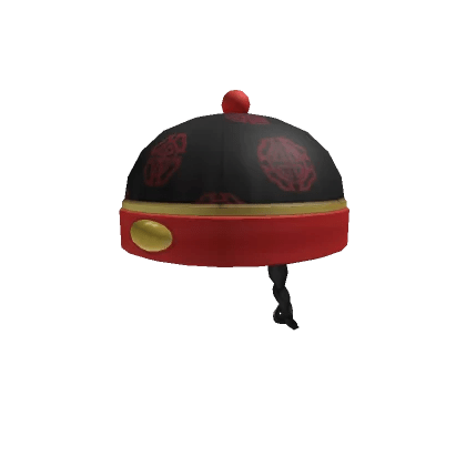 Sombrero tradicional chino