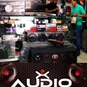 Audio Extreme la 92