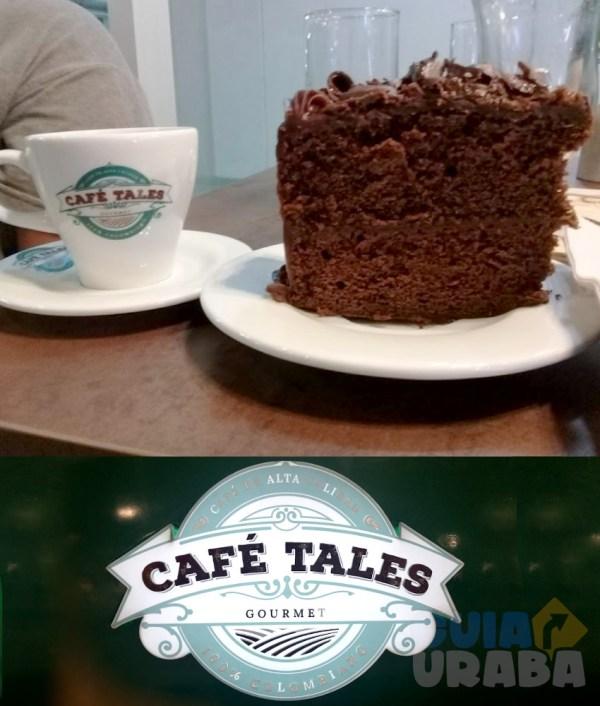 Postre - Cafe Tales