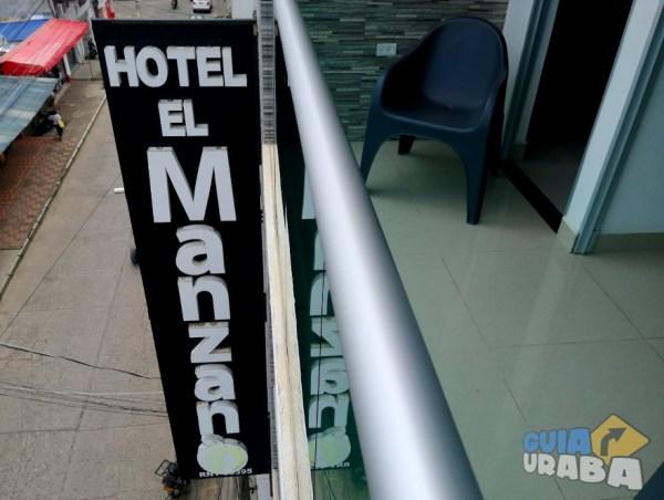 Hotel-manzano