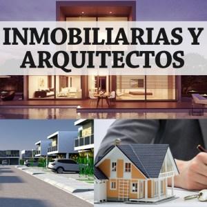 Inmobiliarias y Arquitectos