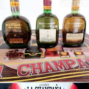 Licores La Champaña
