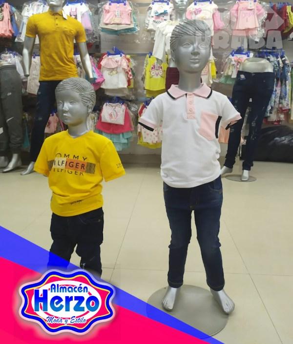 Herzo - Ropa para niños