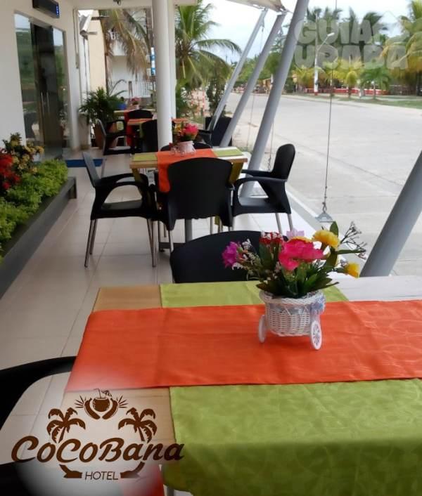 Hotel Cocobana - Instalaciones