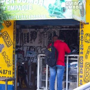 tienda de empaques para motor en Apartadó