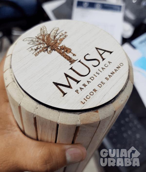 Licor de banano Musa