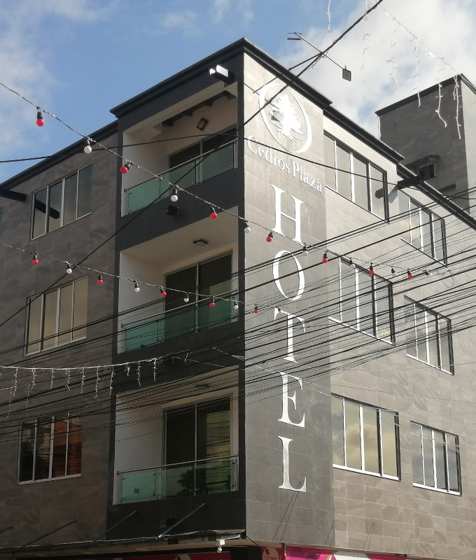 Hotel Cedros Plaza - Carepa