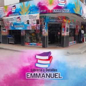 Librería y Detalles Emmanuel