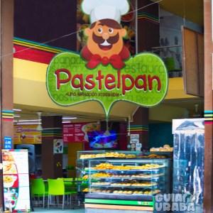 fachada de la Panadería en Turbo Pastelpan