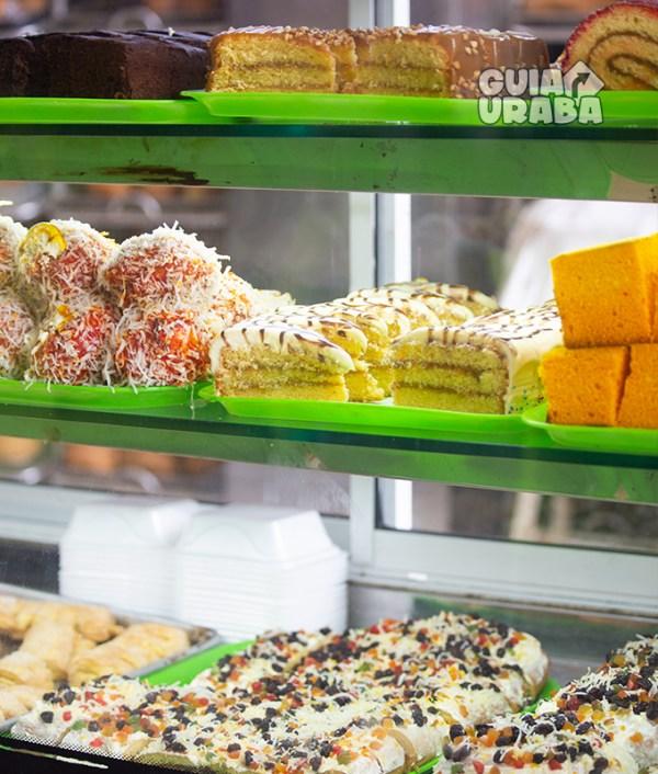 Panadería Pastelpan galletas y panes