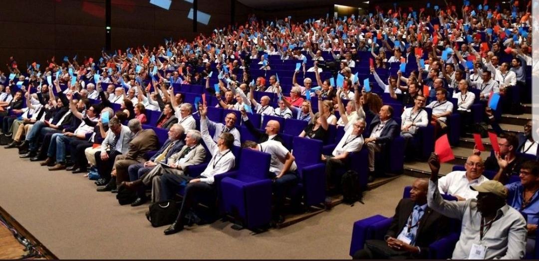 La SCP GUICHARD-SORET au Congrès de l'Ordre des Géomètres-Experts à Bordeaux