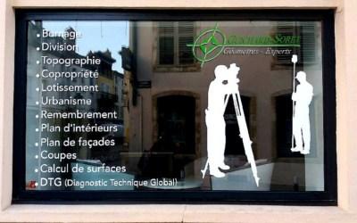 Ouverture de votre nouveau bureau de Géomètres-Experts à Neufchâteau dans les Vosges