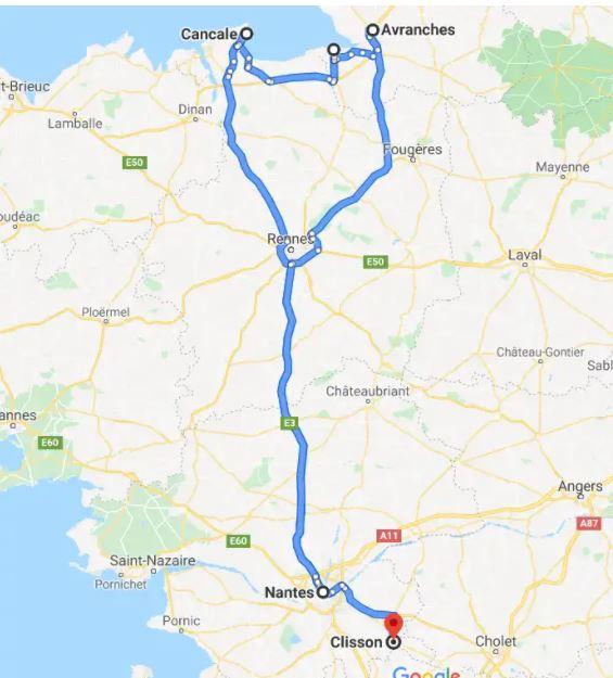 itinerario 1 normandia - guidaglinvestimenti.it
