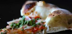 La pizza della filiale di Erbusco, foto da sito ufficiale