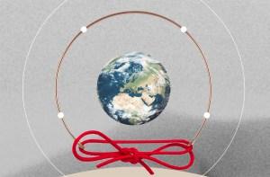 Il logo della campagna di Robinia Gioielli