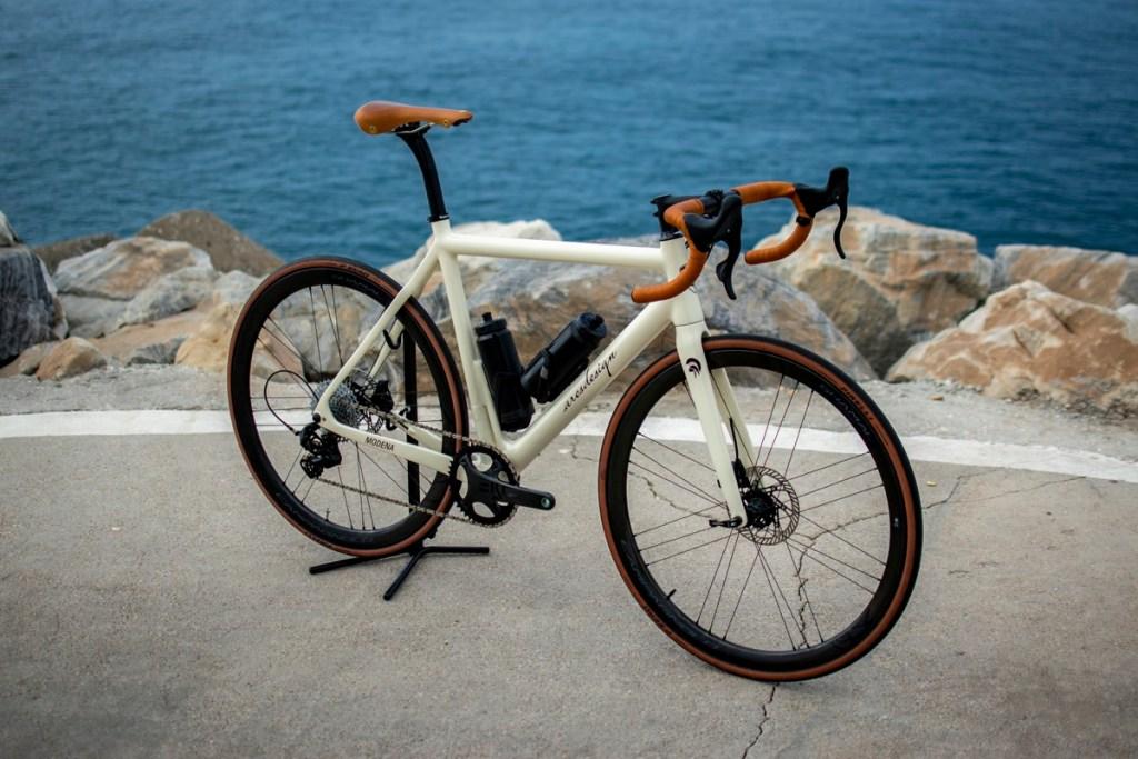Ares, la bici superleggera, foto da ufficio stampa