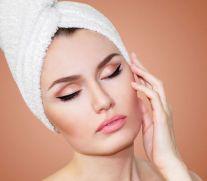 Clean the acne