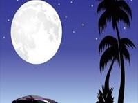 moon follow us