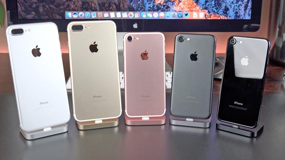 c6edda7bcd7 kuigi iPhone 7 ei saanud disainis midagi kardinaalselt uut, õnnestus  Appleil tänu veaparandustele teha uus seade vanast 6S-st.