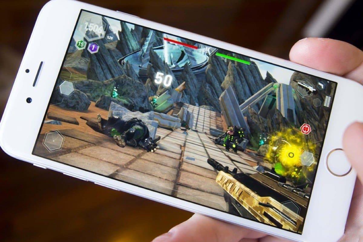 iPhone-7 oyunları