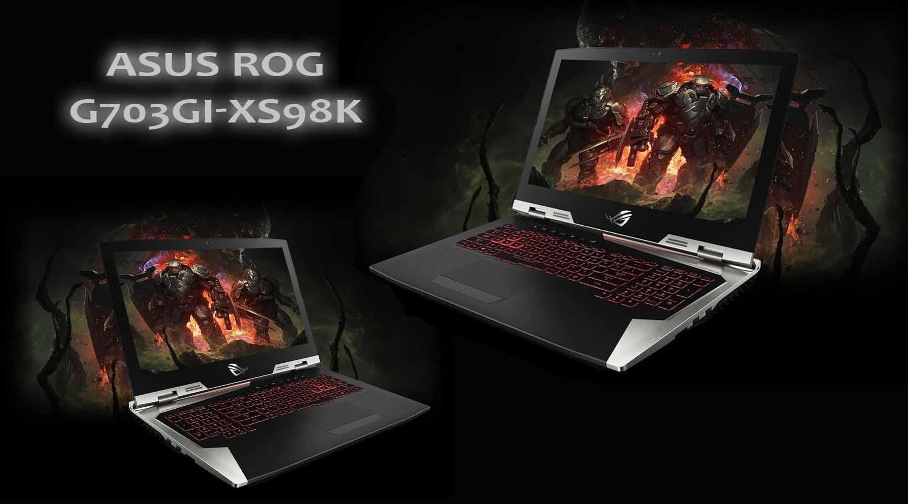 ASUS ROG G703GI-XS98K