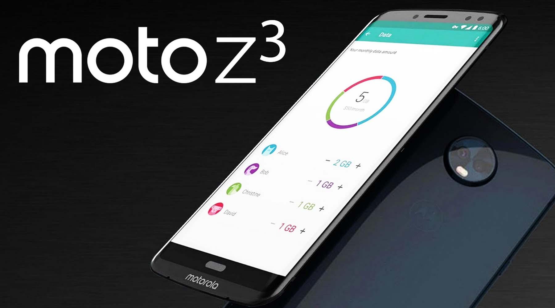 Moto Z3