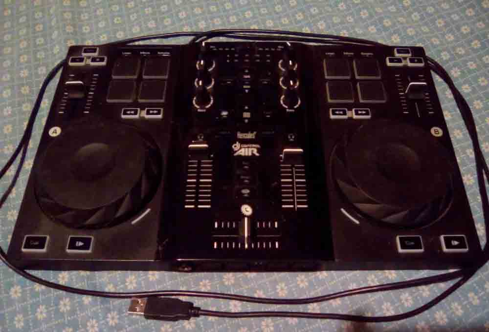 DJ control air