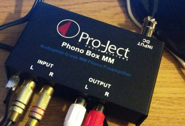 Pro-Ject Phono Box MM DC