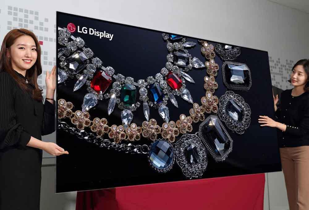 TV LG OLED 2019