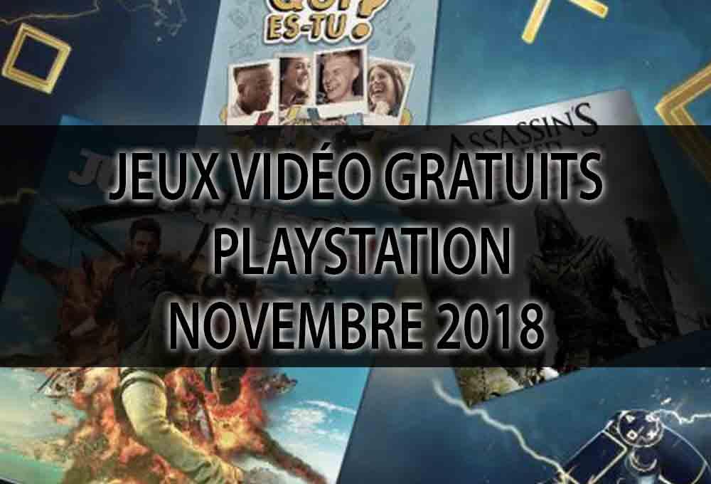 jeux gratuits PlayStation