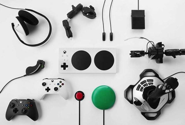 manette Xbox One Adaptive