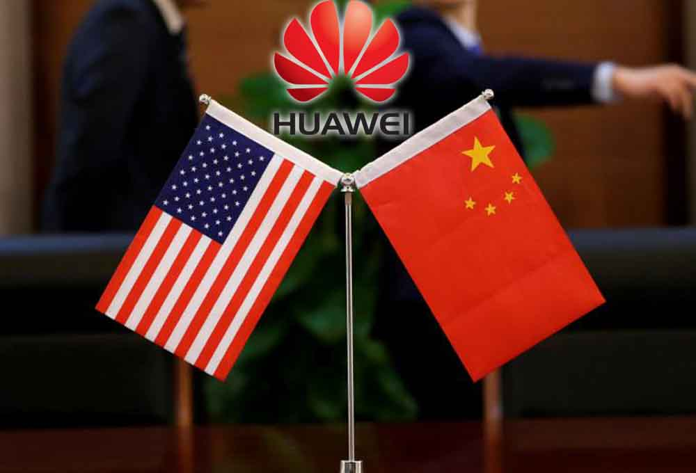 Accusation sur Huawei