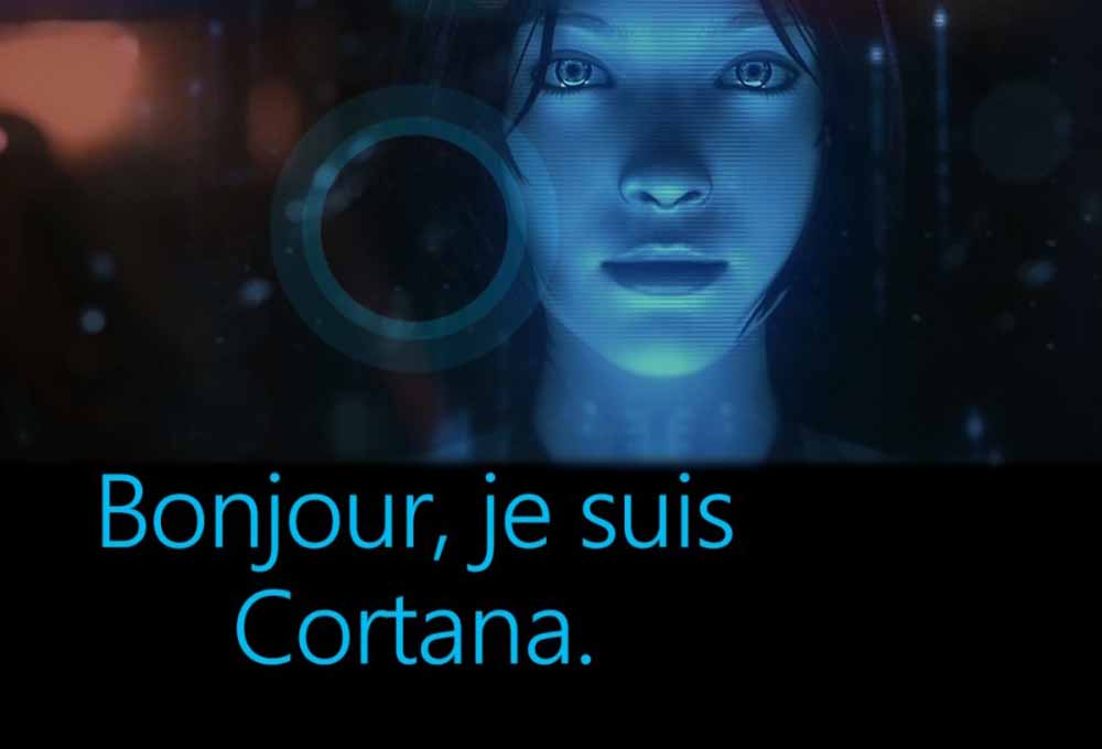 Assistant virtuel Cortana