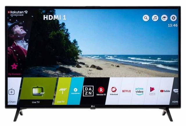 TV LED LG 43UK6300