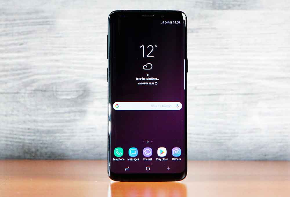 Promotion Samsung S9