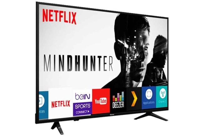 TV LED HISENSE 65AE6030