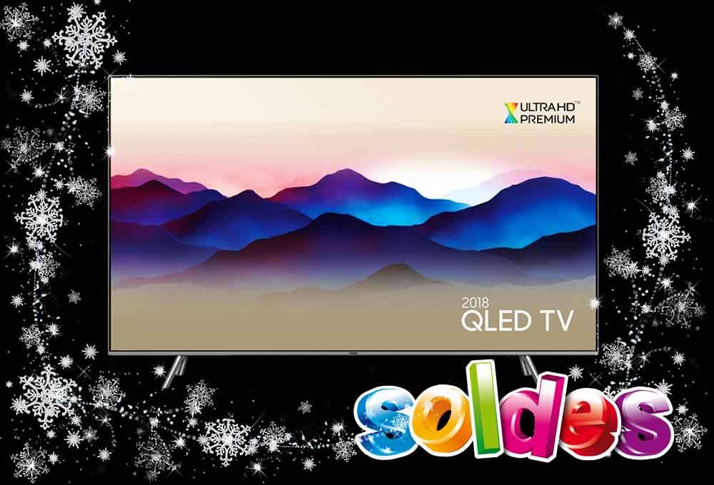 TV Samsung 55Q6F
