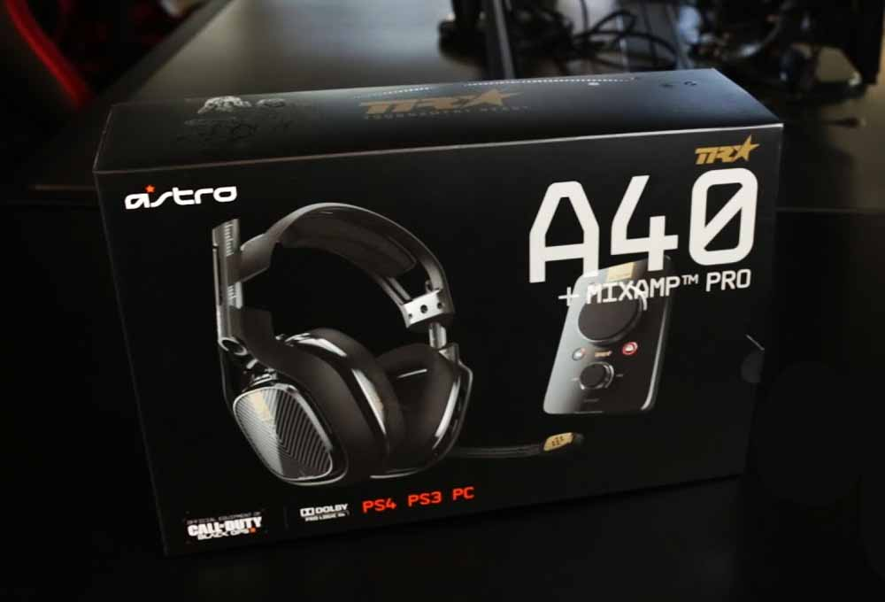 Astro A40 TR MIXAMP Pro