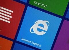 Microsoft déconseille l'utilisation de Internet Explorer, devenu impopulaire et délaissé par les internautes