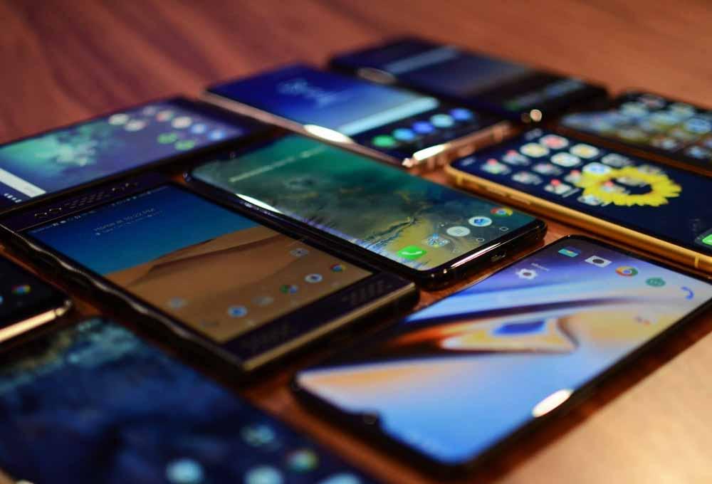 Marché du Smartphone