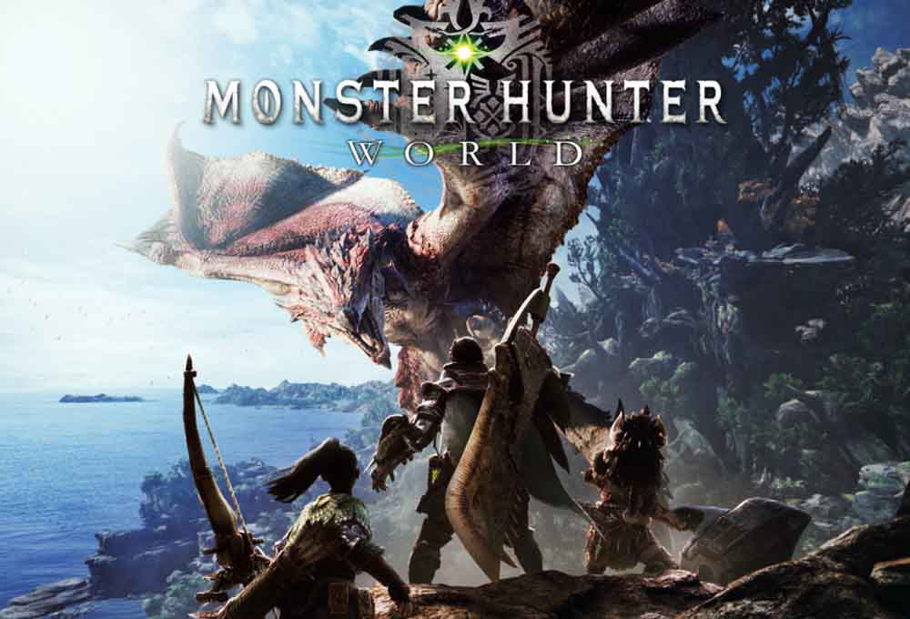 Monster Hunter World 2019