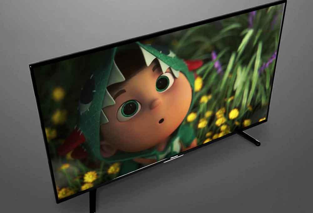 TV LED Hisense H50A6140