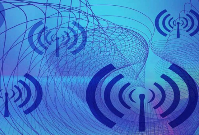 ondes WiFi